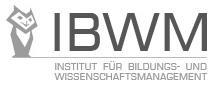 IBWM Leipzig – Institut für Bildungs- und Wissenschaftsmanagement